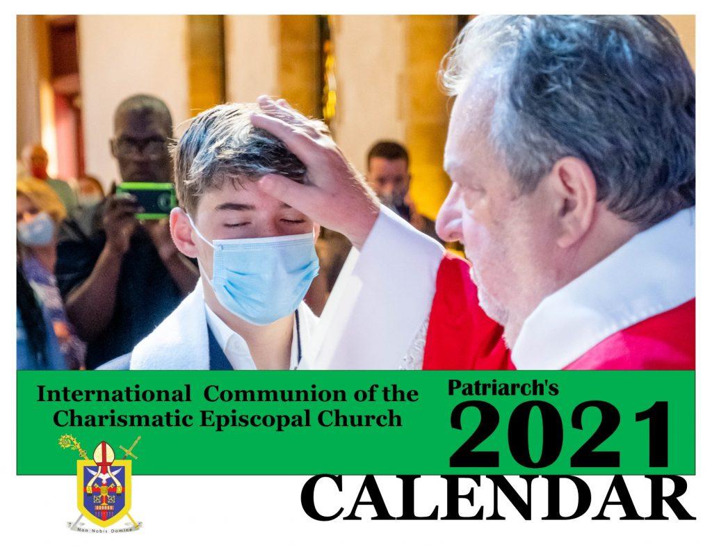 2021 ICCEC Calendar