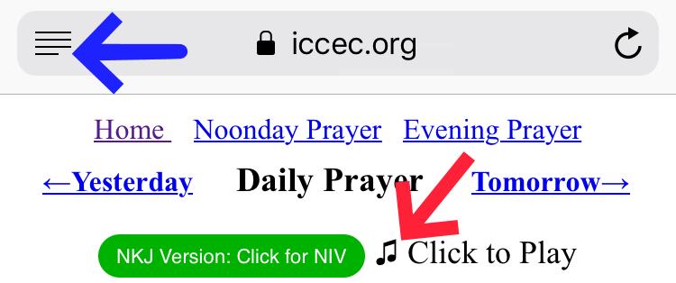 Upgraded Daily Prayer 5