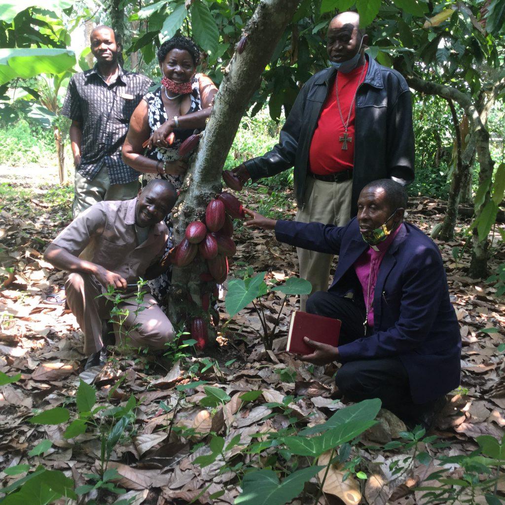 Early Success in UGANDA Cocoa Microbusiness 2