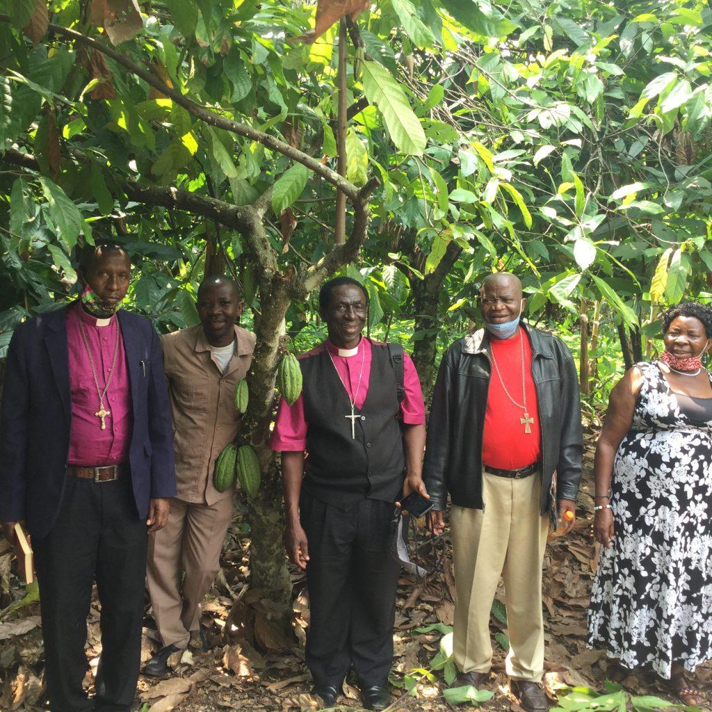 EARLY SUCCESS IN UGANDA COCOA MICROBUSINESS